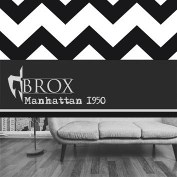 BROX - MANHATTAN 1950