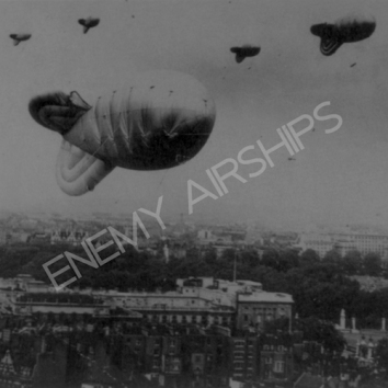 ENEMY AIRSHIPS