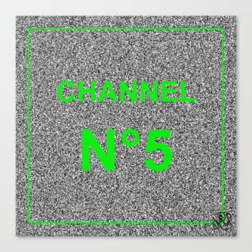 Channel N°5 by Michael Shirley