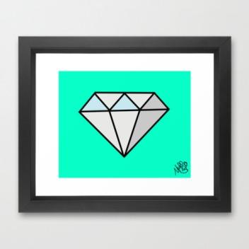 Diamond by Michael Shirley