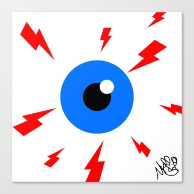 Eyeball by Michael Shirley