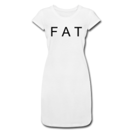 Fat dress by Michael Shirley