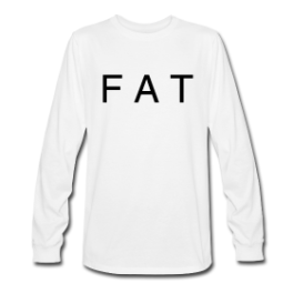 Fat pullover by Michael Shirley
