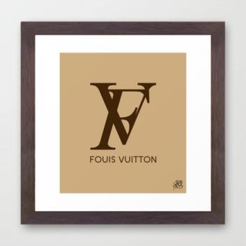 Fouis Vuitton by Michael Shirley