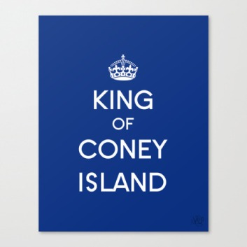 Kind Of Coney Island by Michael Shirley