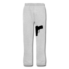 Secret Agents mens sweatpants (1) by Michael Shirley