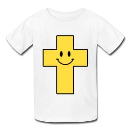 Smiley Cross kids by Michael Shirley