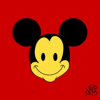 Smiley Mouse by Michael Shirley