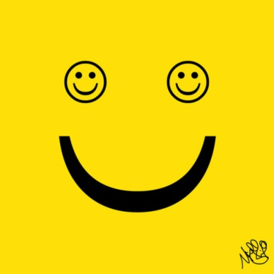 Smizey Face by Michael Shirley