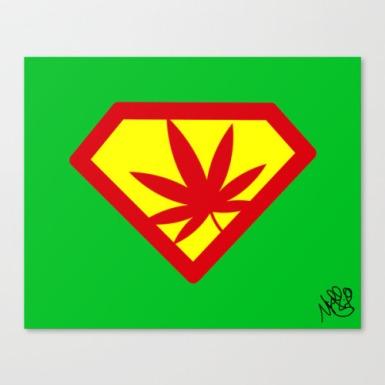 Superhigh by Michael Shirley