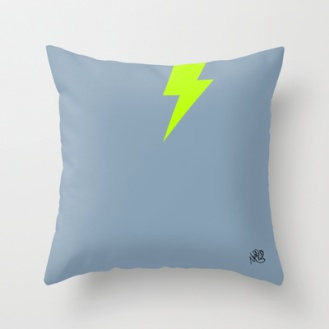 Wild Lightning #1 plush by Michael Shirley