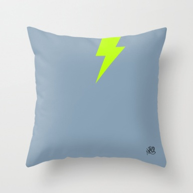 Wild Lightning #1 plush by Michael Shirley