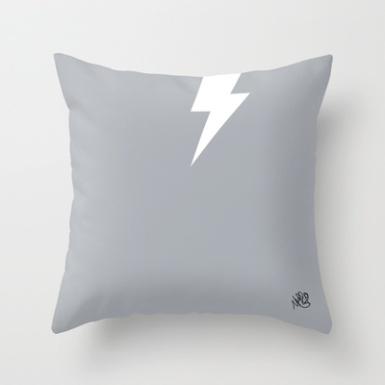Wild Lightning #2 plush by Michael Shirley